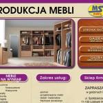 MS Meble – Szafy na wymiar