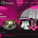 Studio Firanowe – firma z dekoracjami okiennymi